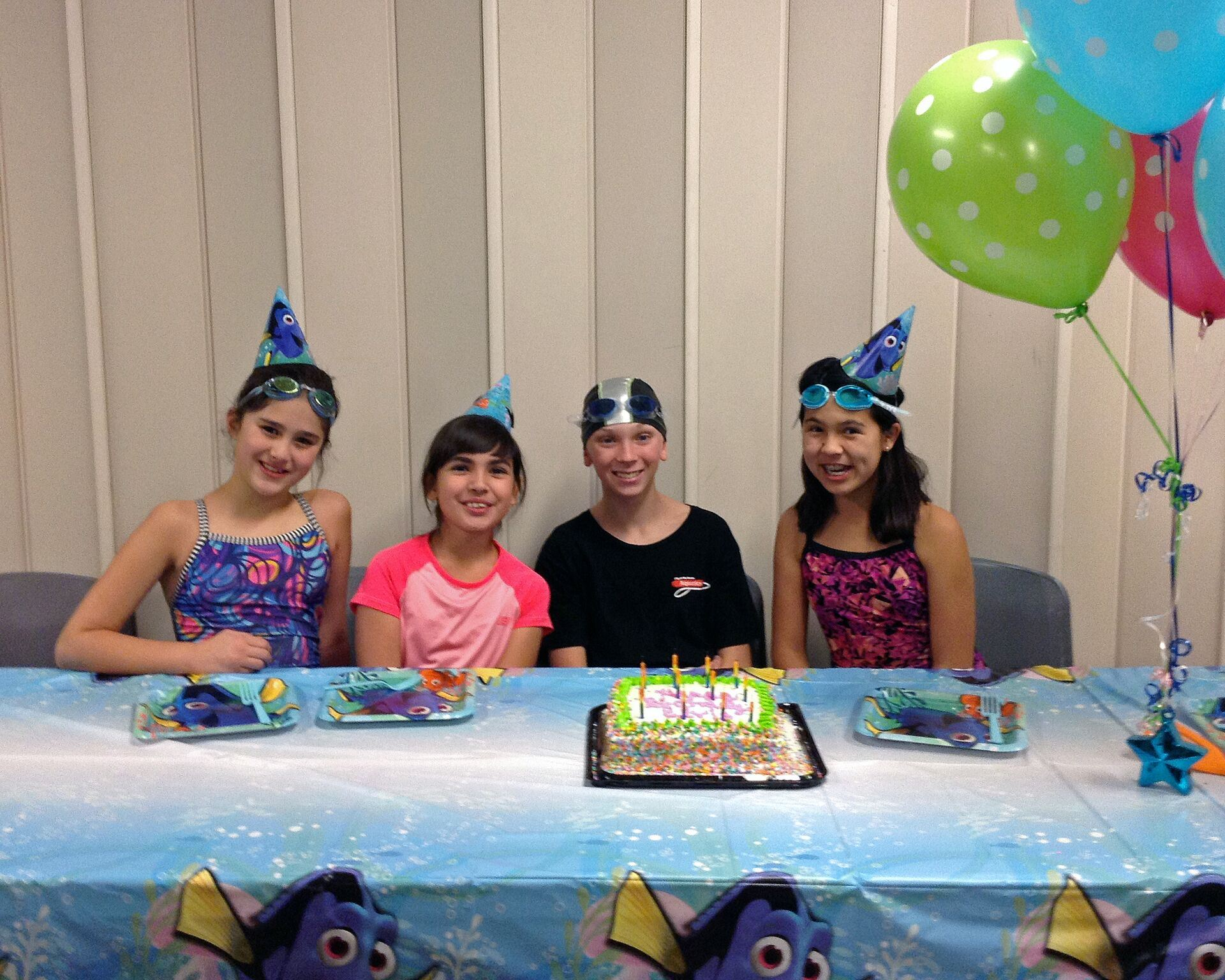 Birthday Party Pic