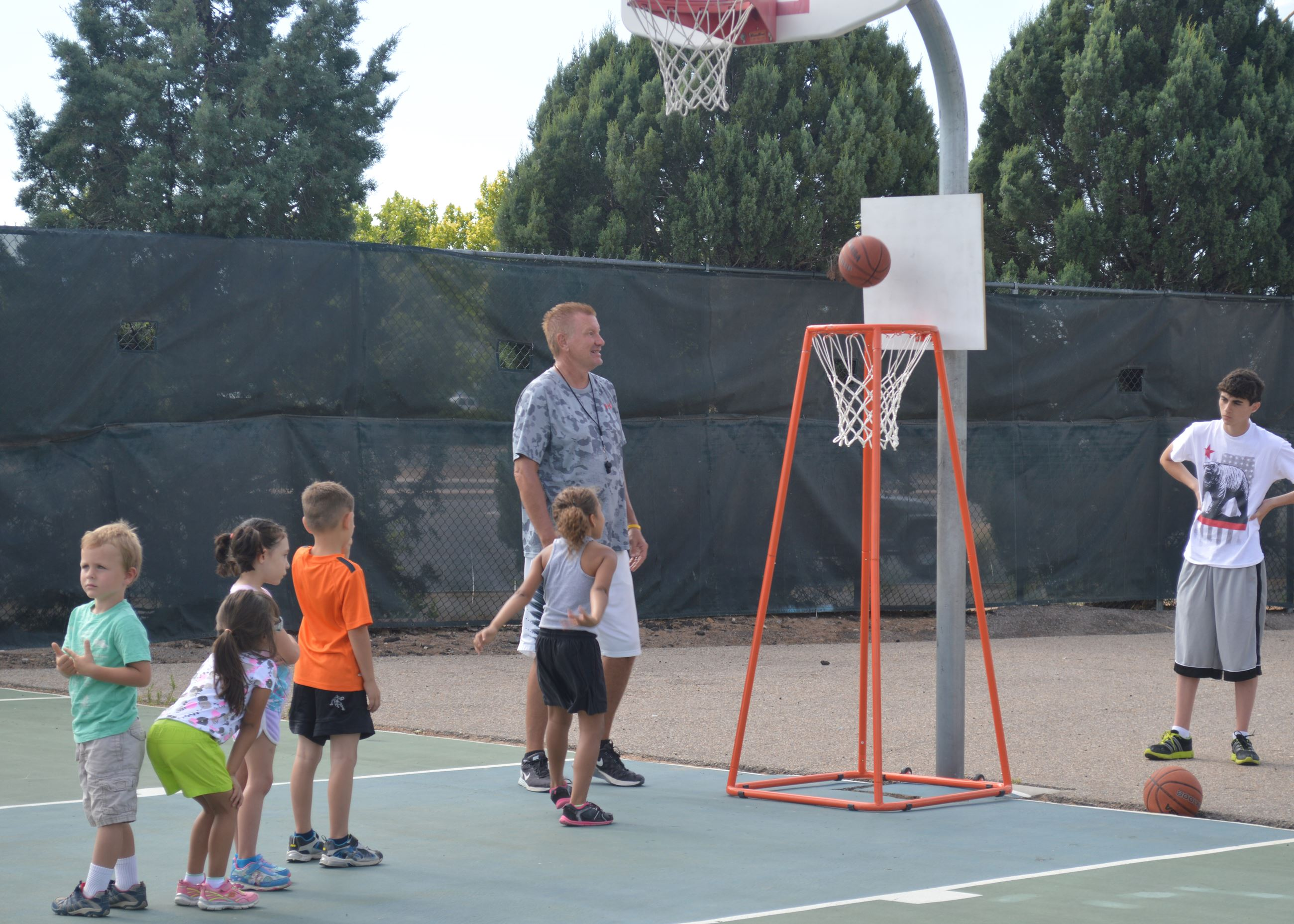 Youth Basketball Image