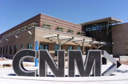 photo of CNM campus