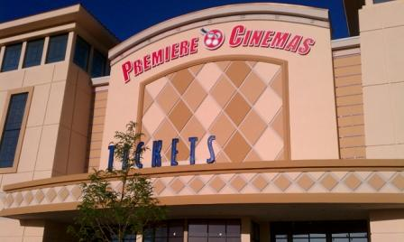 Picture of front entrance of Premiere