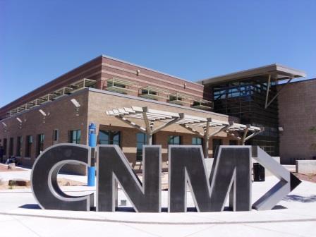 exterior CNM Rio Rancho