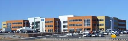 exterior Hewlett-Packard