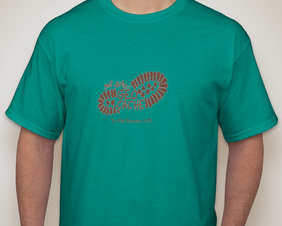 Geocache T-shirt Front.png
