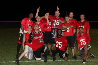 Average Joes 2011 Summer Under the Lights Champions